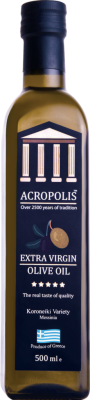 Acropolis Extra Virgin Olive Oil 500ml
