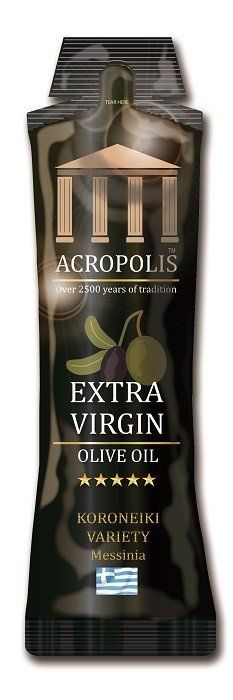 Acropolis Extra Virgin Olive Oil Sachet 10ml
